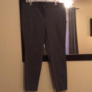 The Limited Exact Stretch pants.